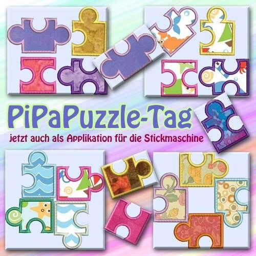 Puzzle Applikation