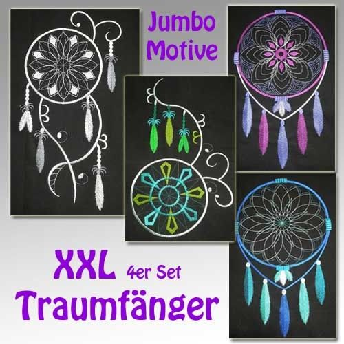 Traumfänger Set XXL