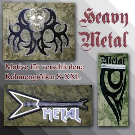 Heavy Metal Set