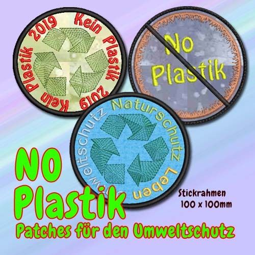 No Pastik Patches