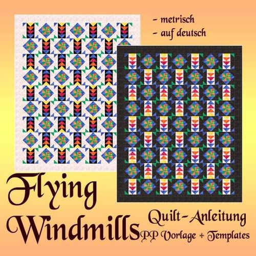 Flying Windmills